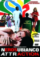 Nerosubianco - DVD cover (xs thumbnail)