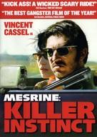 L'instinct de mort - DVD movie cover (xs thumbnail)
