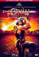Conan The Destroyer - Polish Movie Cover (xs thumbnail)