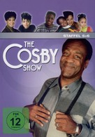 """The Cosby Show"" - German DVD movie cover (xs thumbnail)"