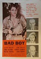 Bad Boy - British Movie Poster (xs thumbnail)