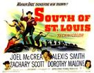 South of St. Louis - Movie Poster (xs thumbnail)