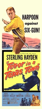 Terror in a Texas Town - Movie Poster (xs thumbnail)