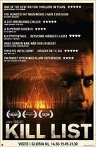 Kill List - Danish Movie Poster (xs thumbnail)