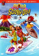 Aloha, Scooby-Doo - French DVD cover (xs thumbnail)