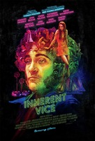 Inherent Vice - British Movie Poster (xs thumbnail)
