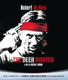 The Deer Hunter - Swedish Movie Cover (xs thumbnail)