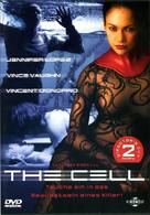 The Cell - German Movie Cover (xs thumbnail)