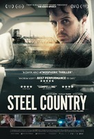 Steel Country - British Movie Poster (xs thumbnail)