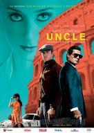 The Man from U.N.C.L.E. - Czech Movie Poster (xs thumbnail)