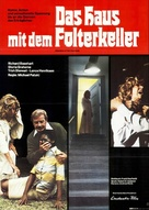 Mansion of the Doomed - German Movie Poster (xs thumbnail)