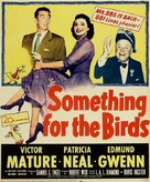 Something for the Birds - Movie Poster (xs thumbnail)