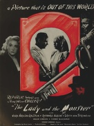 The Lady and the Monster - Movie Poster (xs thumbnail)