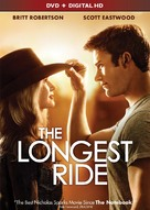 The Longest Ride - DVD cover (xs thumbnail)