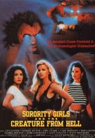 Sorority Girls and the Creature from Hell - Movie Poster (xs thumbnail)