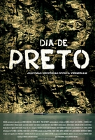 Dia de Preto - Brazilian Movie Poster (xs thumbnail)