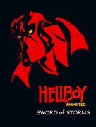 Hellboy: Sword of Storms - poster (xs thumbnail)