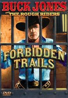 Forbidden Trails - DVD movie cover (xs thumbnail)