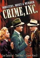 Crime, Inc. - DVD cover (xs thumbnail)