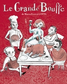 La grande bouffe - French Movie Cover (xs thumbnail)