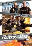 The Other Guys - Brazilian Movie Cover (xs thumbnail)