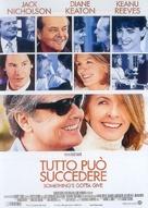 Something's Gotta Give - Italian Movie Poster (xs thumbnail)