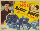 Bandit Ranger - Movie Poster (xs thumbnail)