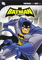 """Batman: The Brave and the Bold"" - Mexican DVD movie cover (xs thumbnail)"