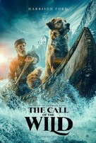 The Call of the Wild - International Movie Poster (xs thumbnail)