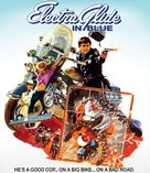 Electra Glide in Blue - Blu-Ray cover (xs thumbnail)
