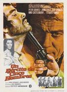 Esercito di cinque uomini, Un - Spanish Movie Poster (xs thumbnail)