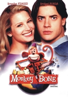 Monkeybone - Argentinian DVD movie cover (xs thumbnail)