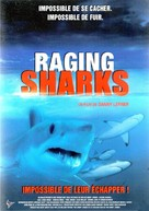 Raging Sharks - French DVD cover (xs thumbnail)