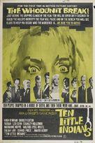 Ten Little Indians - Movie Poster (xs thumbnail)