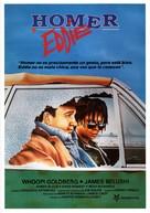 Homer & Eddie - Spanish Movie Poster (xs thumbnail)