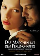 Girl with a Pearl Earring - Swiss DVD movie cover (xs thumbnail)