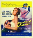 Magnificent Obsession - Movie Poster (xs thumbnail)