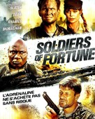 Soldiers of Fortune - French DVD movie cover (xs thumbnail)