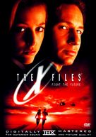 The X Files - DVD movie cover (xs thumbnail)
