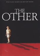 The Other - DVD cover (xs thumbnail)