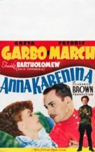 Anna Karenina - Theatrical movie poster (xs thumbnail)