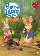 """""""Peter Rabbit"""" - French DVD movie cover (xs thumbnail)"""