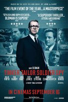 Tinker Tailor Soldier Spy - British Movie Poster (xs thumbnail)