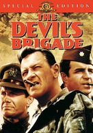 The Devil's Brigade - DVD cover (xs thumbnail)