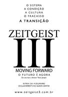 Zeitgeist: Moving Forward - Brazilian Movie Poster (xs thumbnail)