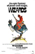 Wizards - Movie Poster (xs thumbnail)