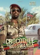 Le crocodile du Botswanga - French Movie Poster (xs thumbnail)