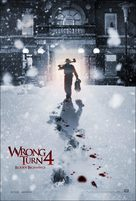 Wrong Turn 4 - Movie Poster (xs thumbnail)