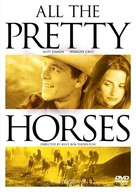 All the Pretty Horses - Japanese DVD movie cover (xs thumbnail)