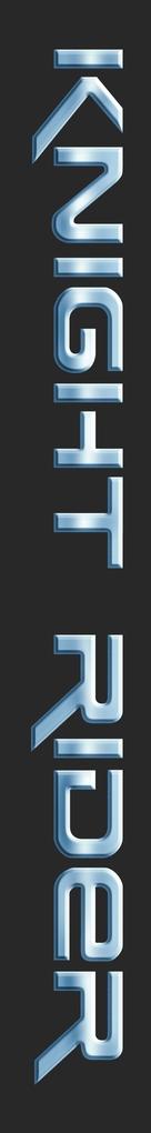 """Knight Rider"" - Logo (xs thumbnail)"